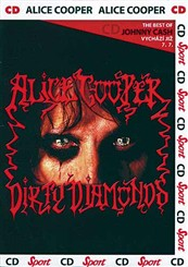 CD - Alice Cooper: Dirty Diamonds
