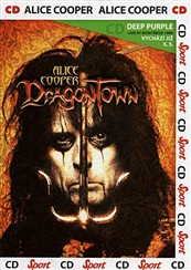 CD - Alice Cooper: DragonTown