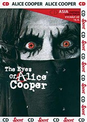CD - Alice Cooper: The Eyes Of Alice Cooper