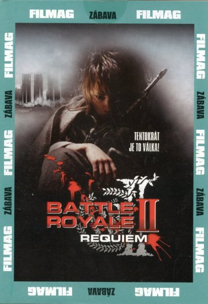 DVD - Battle Royale II: Requiem