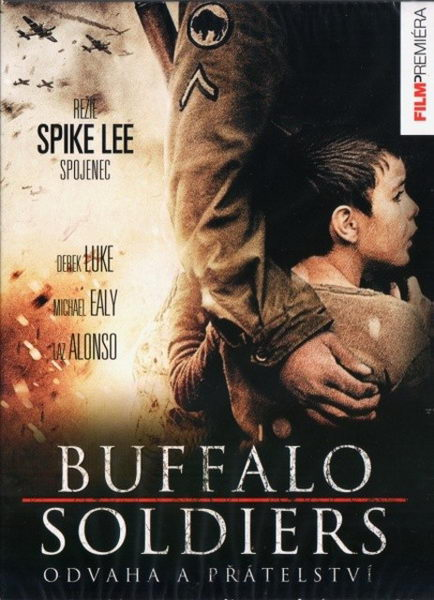 DVD - Buffalo Soldiers