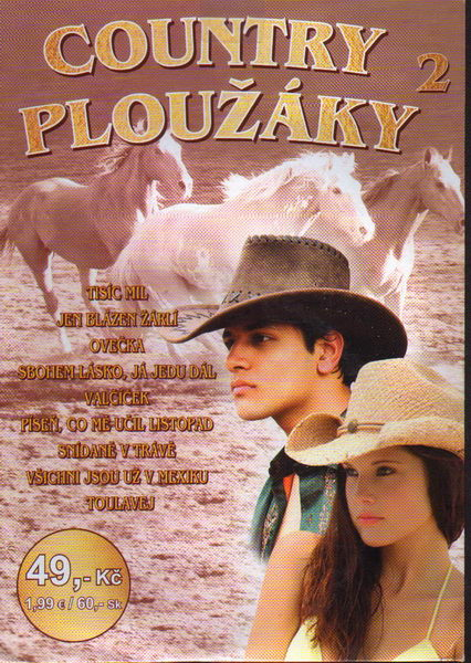 CD - Country ploužáky 2