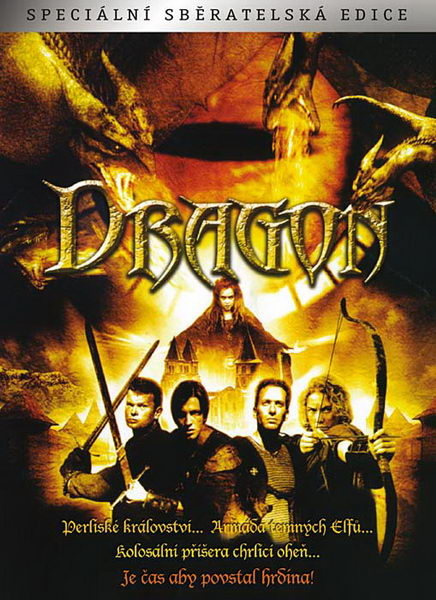 DVD - Dragon