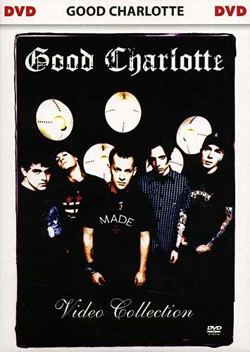 DVD - Good Charlotte: Video Collection