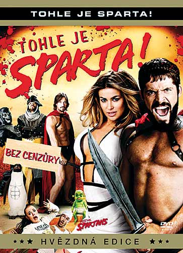 DVD - Tohle je Sparta!